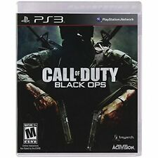 Call Of Duty: Black Ops PlayStation 3 PS3 Very Good 2Z