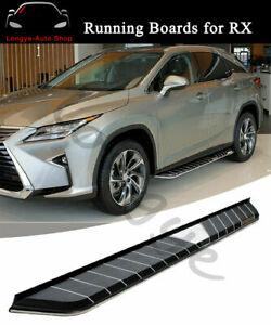 Running Boards fits for Lexus RX RX350L RX450hL 2017-2020 Side Step Nerf Bars