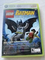 LEGO Batman: The Videogame / Pure - Xbox 360 Game - Complete & Tested