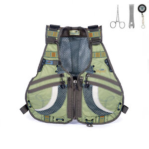 Fishpond Chica Women's Vest - with free nippers, zinger & forceps!