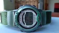 Casio VINTAGE COLLECTION PRO TREK Prl-10Bv-3Bvt WATCH ltd.edt nos montre Japan Y