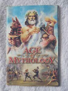 48246 Instruction Booklet - Age Of Mythology - PC (2012)