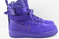 Nike SF AF1 Special Force Air Force 1 Mens Size 11 Shoes Purple 864024 500