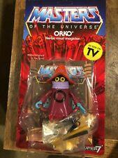 Orko Masters of the Universe MOTU MISB Super 7 Vintage Series Retro Classics