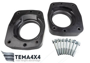 Front strut spacers 40mm for Toyota ProAce (I) 2013-2016 Lift Kit