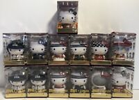 Hello Kitty x Team USA Kidrobot Vinyl Mini Figure Mixed Lot of 13 Weightlifting