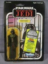 STAR WARS Vintage DARTH VADER 77-Back FACTORY SEALED Return of the Jedi 1983