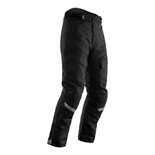 RST Alpha 4 IV Textile Riding Jean - CE Approved - Black
