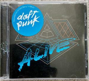 Daft Punk CD Alive. 2008