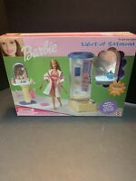Barbie Light Up Bathroom playset NEW IN BOX see pictures