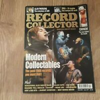 RECORD COLLECTOR MAGAZINE ~ FEB 2005 ISSUE: 307 EMINEM ALAN PARSONS SKA WILDE