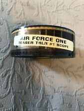 """Air Force ONE"" 35mm Film Trailer NEVER SHOWN - TEASER TRAILER #1"