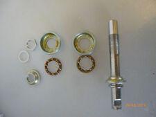 Componentes y piezas universales de acero para bicicletas