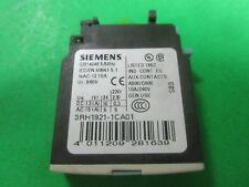 Siemens - 3Rh1921-1Ca01 - Used