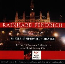 Rainhard Fendrich I am from Austria (live, 1992, & Wiener Symphonieorches.. [CD]