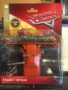 Disney Pixar Cars Frank Combine Harvester Deluxe Mattel 1.55 Scale BNIB
