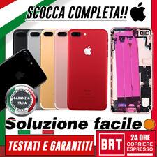SCOCCA POSTERIORE+FLEX+FRAME COMPLETA PER APPLE IPHONE 7 PLUS TELAIO BACK COVER