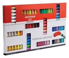 Amsterdam Acrylic Paint Standard Series 72 x 20ml Set Complete Range of Colours