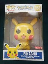 Funko Pokemon POP! Games Pikachu Target Exclusive! 10-Inch