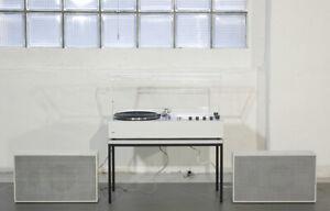 BRAUN audio 310 ^  Radio + Record ^ 2 Speakers ^ Snowwhitescoffin ^ Dieter Rams