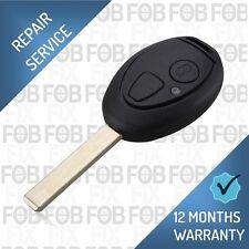 MG Rover 75 Remote Key Fob Repair Fix Service