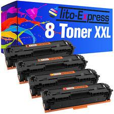 8 Toner XXL ProSerie für HP Color LaserJet Pro MFP M 280 NW M 281 FDN M 281 FDW