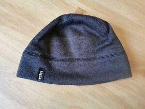 Gill Sailing Grey Knit Fleece Hat 1497