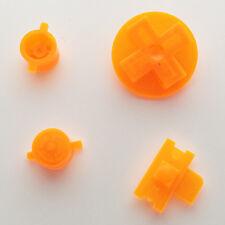 Claro color naranja NUEVO Nintendo Game Boy Classic/Original DMG-01 Botones Mod