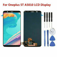 Per Oneplus 5T A5010 OLED LCD Touch Screen Digitizer Assembly Vetro + Tools rl02
