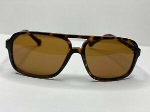 AVIATOR Converse Sunglasses Matte Tortoise H009