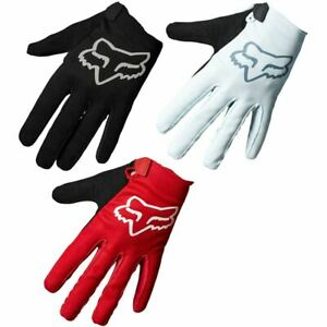 Fox Women's Ranger Gloves SP21 MTB Mountain Bike Full Finger Enduro Trail SALE
