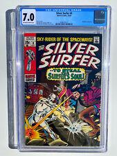 SILVER SURFER #9 CGC 7.0