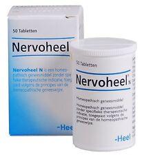 Nervoheel N 50 Relief stress, nervousness, sleep disturbance + during menopause