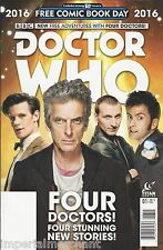 Doctor Who comic special