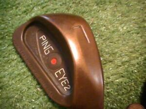 PING EYE2  Beryllium Copper LOB Wedge Deep Grooves RED Dot Legal 4 U !!!