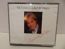 Richard Clayderman Especially For You 4 CD Compilation Chubby Case & Booklet EU