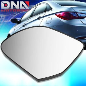 FOR 2012-2017 NISSAN VERSA NOTE OE STYLE DOOR MIRROR GLASS LENS DRIVER LEFT LH