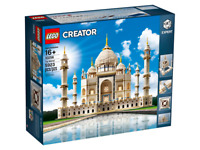 Boxed New LEGO 10256 CREATOR TAJ MAHAL - FREE P&P -Authehntic Fast Delivery Gift