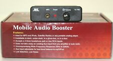 TCC TC-780i  MOBILE Stereo Line Level Amp/Booster; includes Optional AC Adaptor