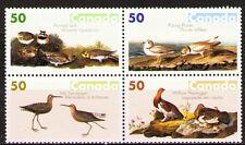 Canada 2005 Sc2098a Mi2264-67 3.70 MiEu 1bl mnh Bird Paintings by J. J.Audubon