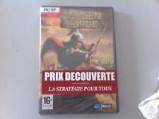 The Golden Horde Stratégie/RTS/STR PC FR