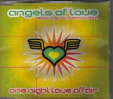 Angels Of Love-One night Love Affair cd maxi single Italo Dance