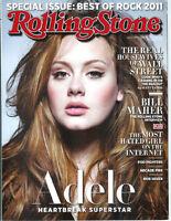 ADELE Kiki Kannibal FLEET FOXES Bonnie McKee LEX LUGER 2011 Rolling Stone