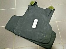 More details for genuine british army osprey body armour soft fillers front & rear chest plates