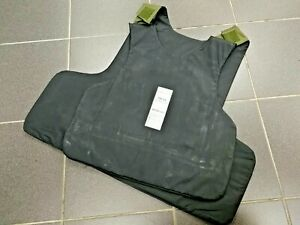 Genuine British Army OSPREY Body Armour Soft Fillers FRONT & REAR Chest Plates