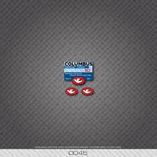 0045 Columbus XCR Bicicletta Telaio Adesivo-Decalcomania