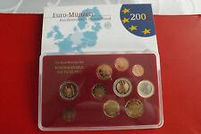 """*Deutschland  Euro KMS PP 2006 """" D """" in Blister  mit 2€ Gedenkmünze"""