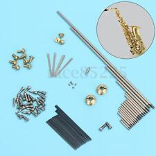 New 1 Sets Alto Sax Repair Parts Screws, Parts + Saxophone Springs