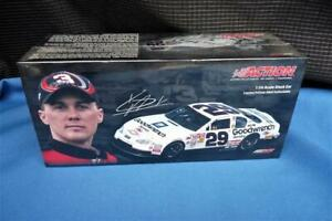 NEW ACTION 1:24 KEVIN HARVICK 2001 MONTE CARLO #29 GM GOODWRENCH SEALED IN BOX