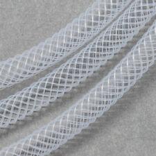 NUOVO 100M 0.8mm Chiaro Stretch Elastico Beading Cavo Stringa bobina rotolo filo Z6W6